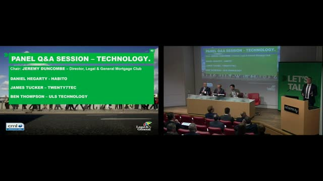 Technology Panel – Habito, 27Tech, ULS