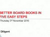 Better Board Books in Five Easy Steps