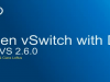 Open vSwitch with DPDK in OVS 2.6.0