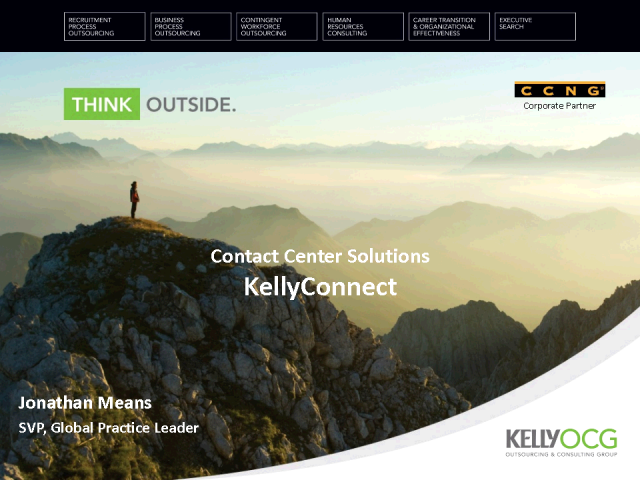 Home Based Agents - Success Perspectives from Kelly Services