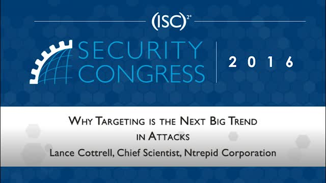 Why Targeting Is the Next Big Trend in Attacks