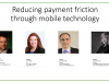 Reducing payment friction through mobile technology