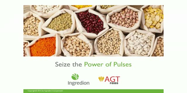Seize the power of pulses: tips to address the hottest food & beverage trends