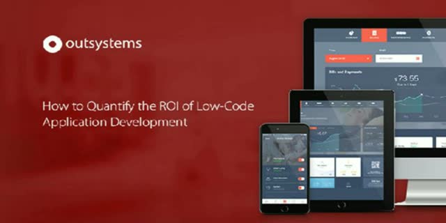 How to Quantify the ROI of Low-Code Application Development