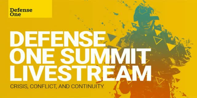 Defense One Summit 2016 - Afternoon Session
