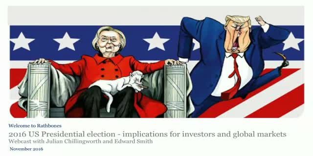 Rathbones Live: US Presidential Election Results