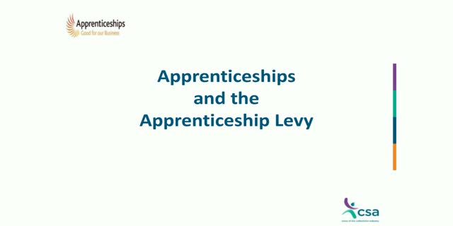 Apprenticeships and the Apprenticeship Levy update