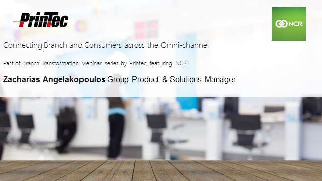 Connect Branch and Consumers across the Omni-channel