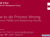 Too Much Process: How to Do ITIL Wrong.