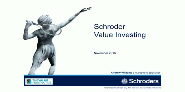 Opportunities in value investing