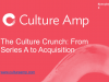 The Culture Crunch [v2] - A People Geeks Webinar