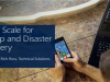 Cloud Scale for Backup and Disaster Recovery