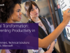 Digital Transformation: Reinventing Productivity in Retail