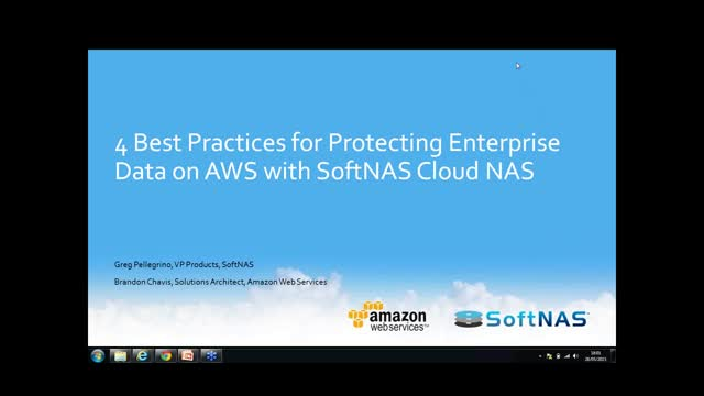 4 Best Practices for Protecting Enterprise Data on AWS | SoftNAS Cloud
