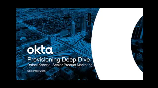 Okta Deep Dive: The Roadmap for Next-Gen Lifecycle Management in the Cloud