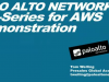Live Demo: VM-Series for AWS