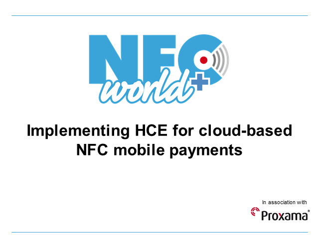 Lessons learned from implementing HCE for cloud-based NFC mobile payments