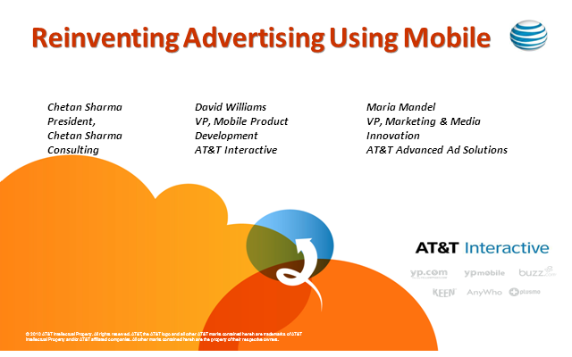 Reinventing Local Advertising Using Mobile