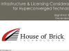 Infrastructure & Licensing Considerations for Hyperconverged Technologies
