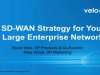 SD-WAN Strategy for Your Large Enterprise Network