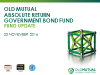 Old Mutual Absolute Return Government Bond Fund update - November 2016