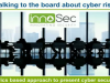 Talking to the Board About Cyber Risk – A Metrics-based Approach