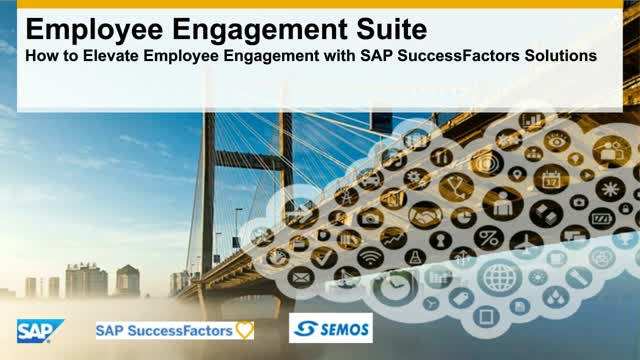 Part 2: How to Elevate Employee Engagement with SAP SuccessFactors Solutions