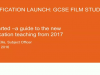 New reformed Eduqas GCSE Film Studies from 2017: A guide to the specification