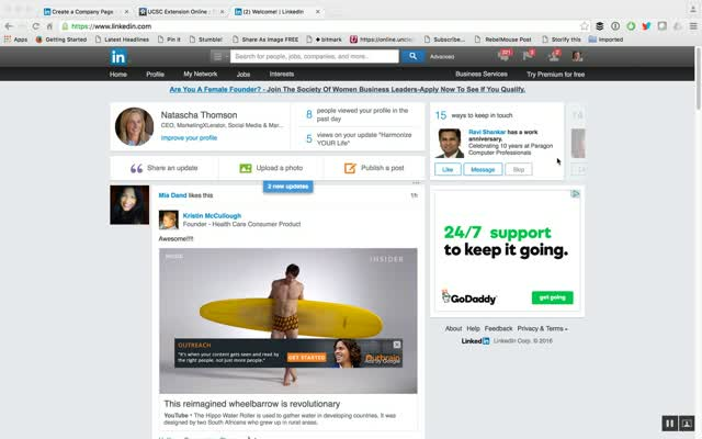 LinkedIn 101 Overview Video