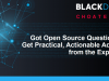 Got Open Source Questions? Get Practical, Actionable Advice from the Experts.