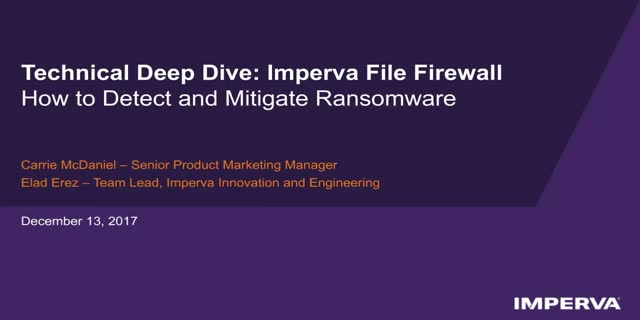 Technical Deep Dive: How to Detect and Mitigate Ransomware