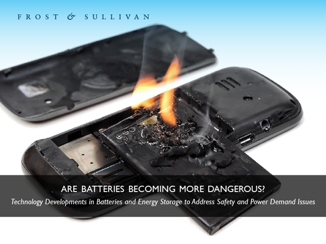 Are Batteries Becoming More Dangerous?
