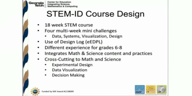 AMPing Up STEM Instruction with 3D Printing