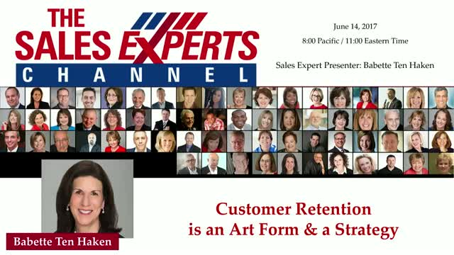 Customer Retention is an Art Form & A Strategy