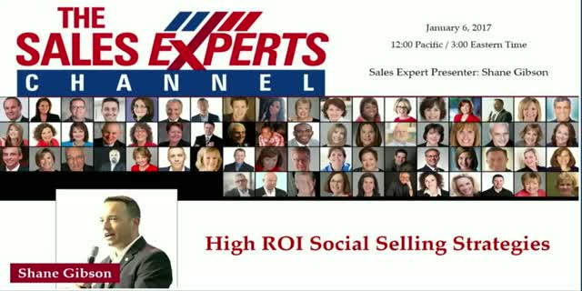 High ROI Social Selling Strategies
