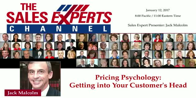 Pricing Psychology: Getting into Your Customer's Head