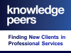 Finding New Clients in Professional Services