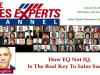How EQ Not IQ, Is The Real Key To Sales Success