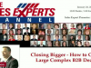 Closing Bigger - How to Close Large Complex B2B Deals