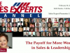 The Payoff for More Women in Sales & Leadership