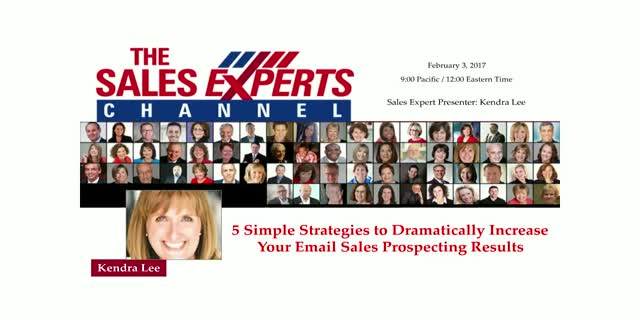 5 Simple Strategies to Dramatically Increase Your Email Sales Prospecting Result