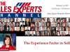 The Experience Factor in Sales