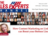 How Content Marketing on LinkedIn can Boost your Bottom Line