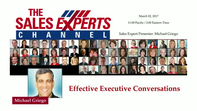 Effective Executive Conversations