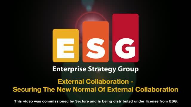 Securing The New Normal of External Collaboration