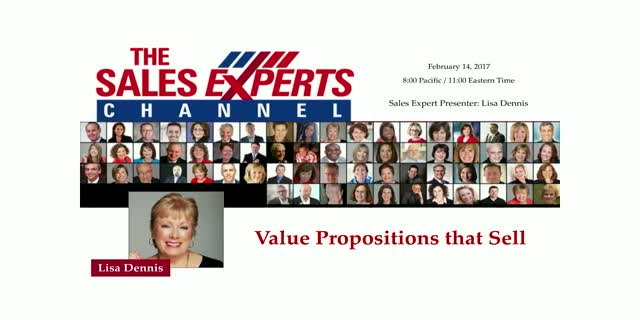 How to Create a Value Proposition that SELLS