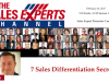 7 sales differentiation secrets