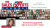 Executive Engagement: Tips to Access the C-Suite