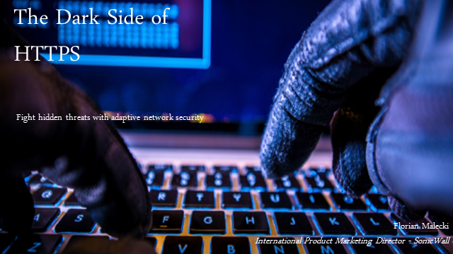 The Dark Side of Encrypted Traffic