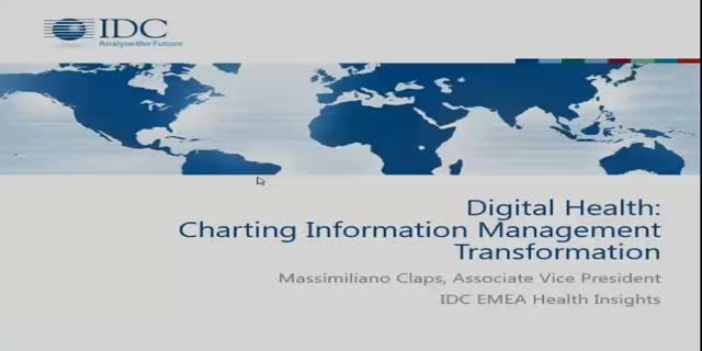 Charting the digital heath information management transformation | Dell